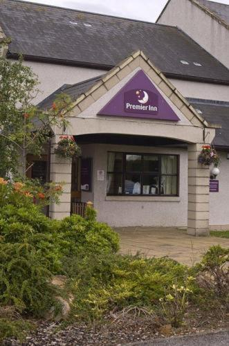 Premier Inn Elgin in Elgin, Moray, East Scotland