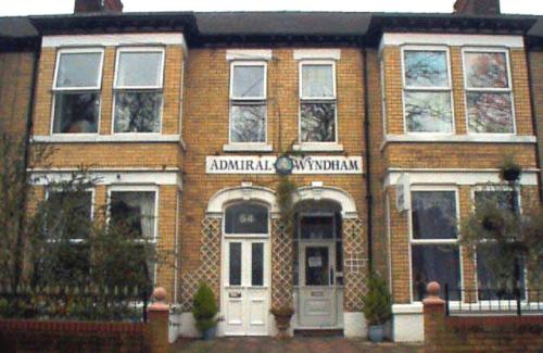Admiral Wyndham Hotel in Kingston upon Hull, East Yorkshire, North East England
