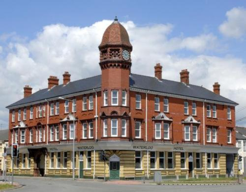 The Waterloo Hotel & Bistro in Newport, Gwent and Glamorgan, South Wales