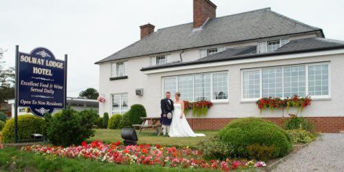 Solway Lodge Hotel in Gretna Green, Scotland, South West Scotland