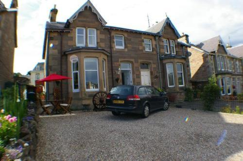 Willow House Guest House in Perth, Perth and Kinross, Central Scotland