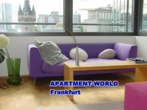 Apartment World Frankfurt: fotografie