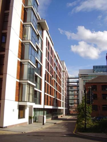 iida Apartments in Manchester, Greater Manchester, North West England