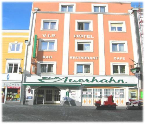 Hotel Auerhahn Photo