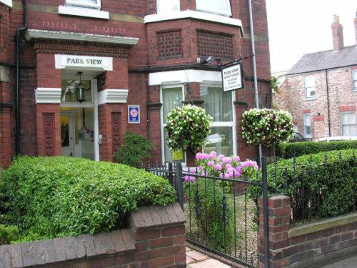 Park View Guest House in York, North Yorkshire, North East England