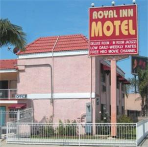 Royal Inn Motel Long Beach Photo