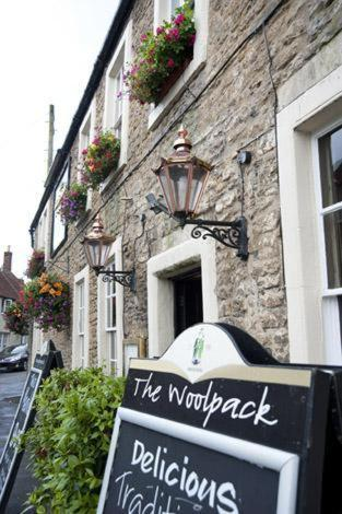 The Woolpack Inn in Frome, Somerset, South West England