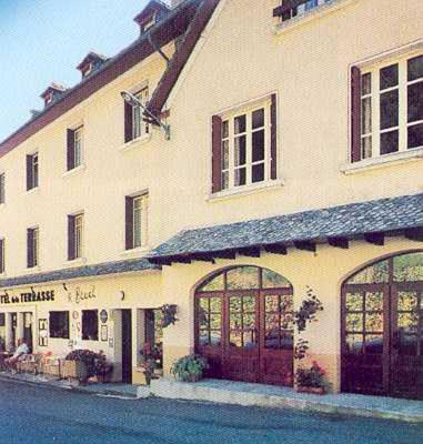 Hotels Vieillevie