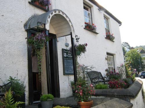 Rose Cottage in Windermere, Cumbria, North West England