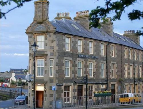 Mackays Hotel in Wick, Highland, Highlands Scotland