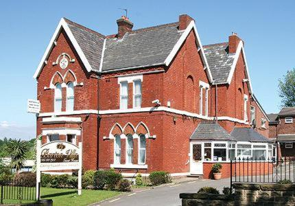 Barton Villa in Dukinfield, Greater Manchester, North West England