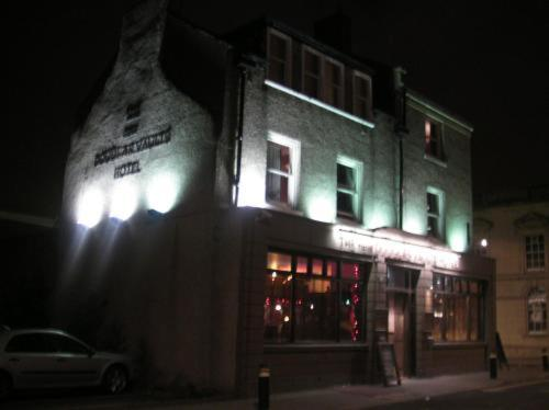 Douglas Vaults Hotel in South Shields, Tyne and Wear, North East England