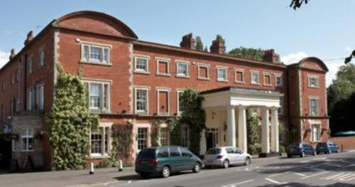 The Royal Hotel in Asby-de-la-Zouch, Leicestershire, Central England