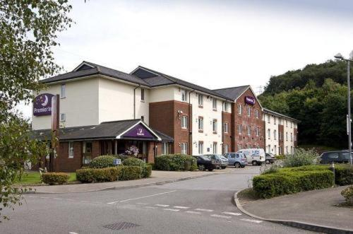 Premier Inn Newport in Newport, Gwent and Glamorgan, South Wales
