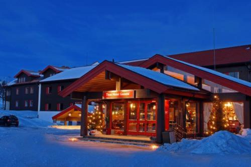 about Thon Hotel Gausdal info