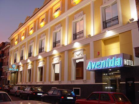 Photo de Hotel Avenida Leganés