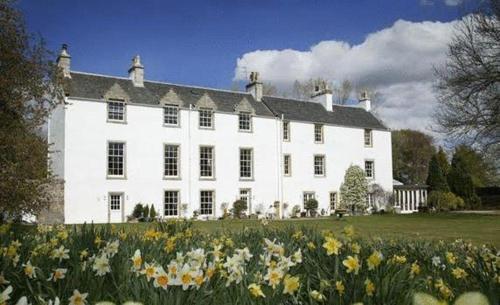 Letham House in Haddington, Lothians, Borders Scotland