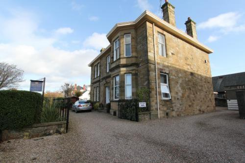 Prestwick Guest House in Prestwick, Ayrshire, South West Scotland