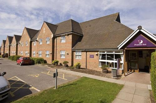 Premier Inn Portsmouth (Port Solent East) in Portsmouth, Hampshire, South East England
