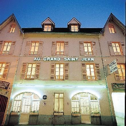 Arcantis Hotel Au Grand St Jean Photo