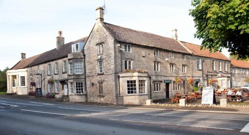 Cross Hands Hotel in Badminton, Gloucestershire, South West England