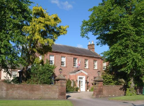 Temple Sowerby House Hotel in Temple Sowerby, Cumbria, North West England