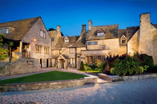The Frogmill Hotel in Prestbury, Gloucestershire, South West England