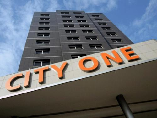 City One Hotel Photo