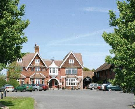 Hickstead Hotel in Bolney, West Sussex, South East England