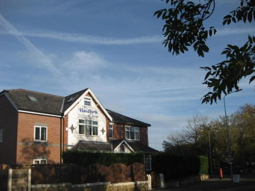 The Handforth Lodge in Handforth, Cheshire, North West England