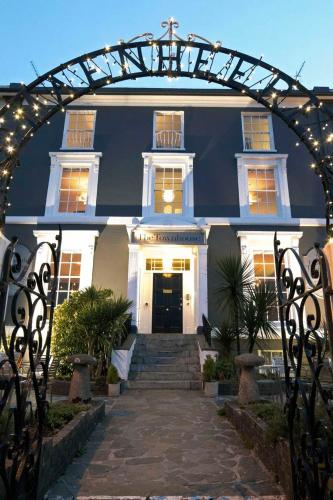 The Falmouth Townhouse in Falmouth, Cornwall, South West England