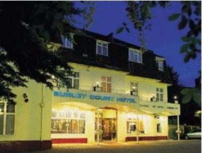 Burley Court Hotel in Bournemouth, Dorset, South West England