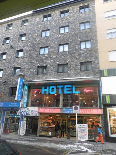 about Hotel Confort info
