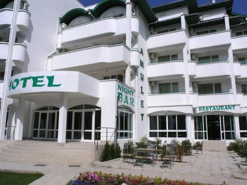 about Hotel Amulet info