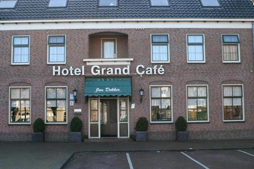 Hotel Grand Cafe Jan Dekker Photo