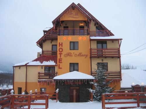 Hotel Flo'mary photo Romania