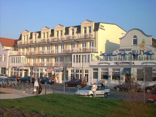 Hotel bellevue warnem nde low rates no booking fees for Warnemunde hotel gunstig
