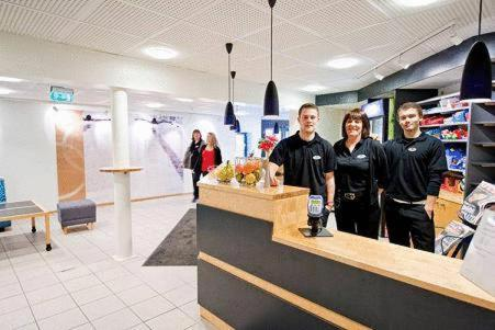 about Olympiatoppen Sportshotell info