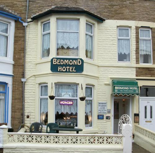 Bedmond Hotel in Blackpool, Lancashire, North West England