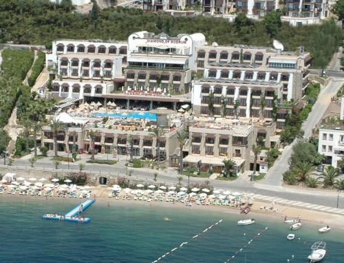 about Diamond of Bodrum Hotel info
