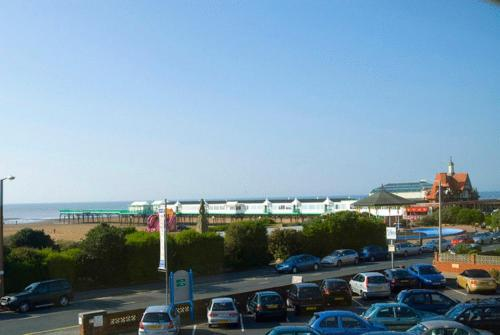St Ives Hotel in St Annes-on-Sea, Lancashire, North West England