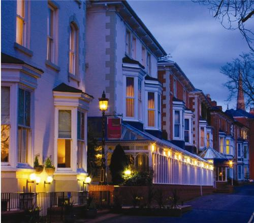 Belmont Hotel Leicester in Leicester, Leicestershire, Central England