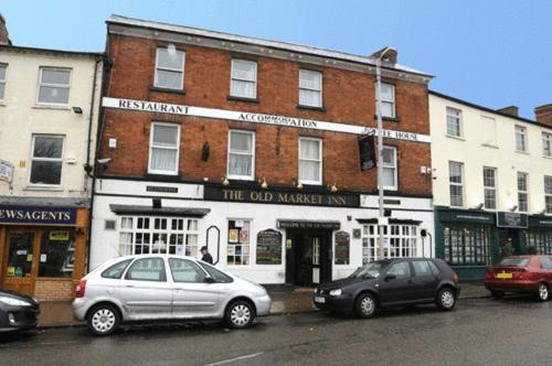 Old Market Inn in Kettering, Northamptonshire, Central England