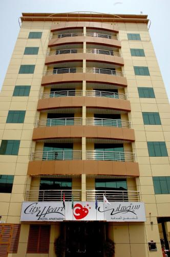 City Heart Hotel Apartments Photo