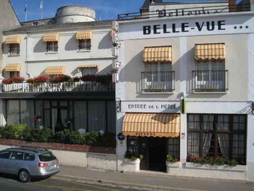 h tel bellevue hotel amboise low rates no booking fees. Black Bedroom Furniture Sets. Home Design Ideas