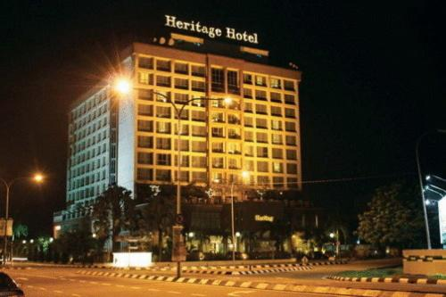 Heritage Hotel Ipoh Photo