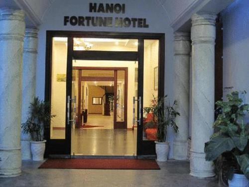 Hanoi Fortune Hotel Photo