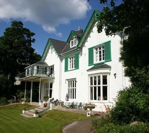 The Frognel Hall Hotel in Torquay, Devon, South West England