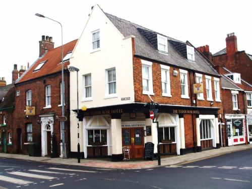 The Tudor Rose Hotel in Beverley, East Yorkshire, North East England