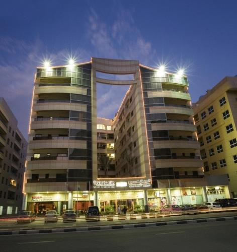 Seven Sands Hotel Apartment, Al Barsha